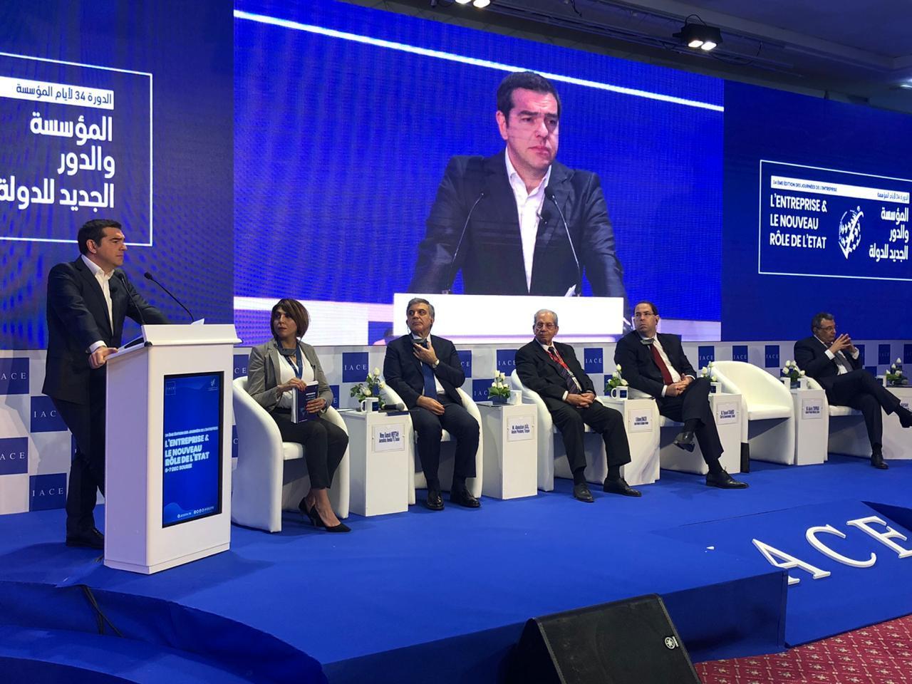 Τα μηνύματα Τσίπρα στην Άγκυρα από την Τυνησία και η συνάντηση με τον Abdullah Gül
