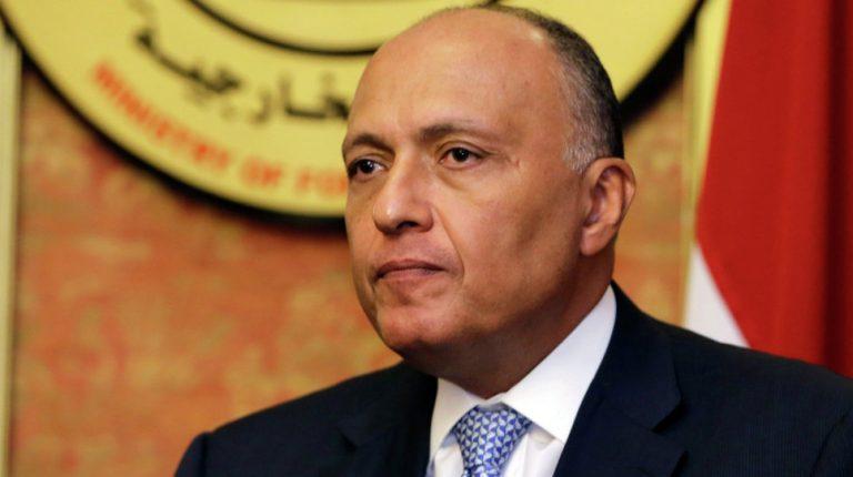 Shoukry: Οι υπογραφέντες συμφωνίες Τουρκίας Λιβύης θα εμποδίσουν την επίλυση της Λιβυκής κρίσης