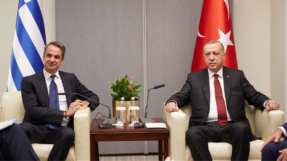 Η ένταση στις σχέσεις Ελλάδας-Τουρκίας κυριαρχεί στην πολιτική ατζέντα