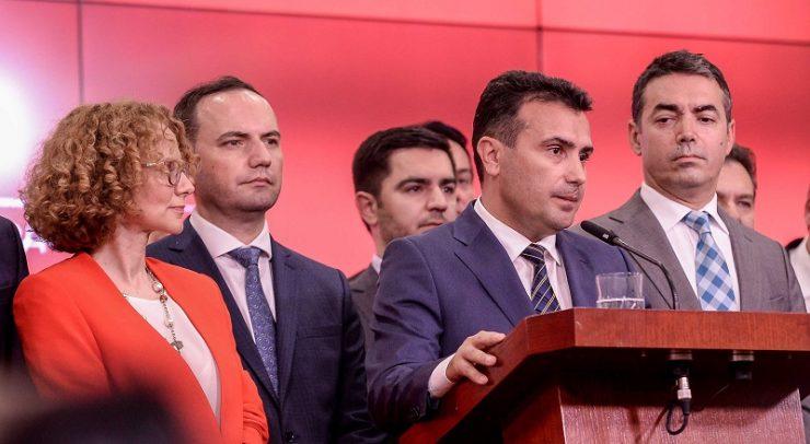 Το πόρισμα της Επιτροπής της Βενετίας προκαλεί πολιτικές συζητήσεις στη Βόρεια Μακεδονία