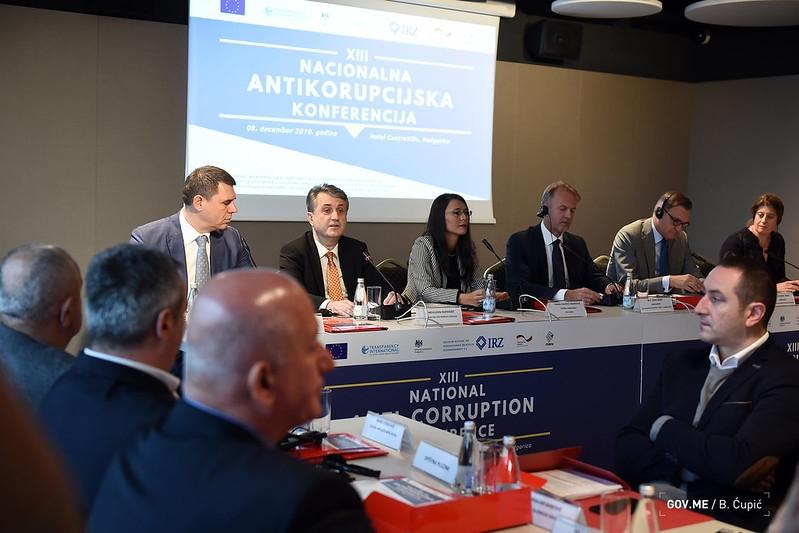 Μαυροβούνιο: Το άνοιγμα όλων των κεφαλαίων επιβεβαιώνει την πρόοδο στον τομέα του κράτους δικαίου