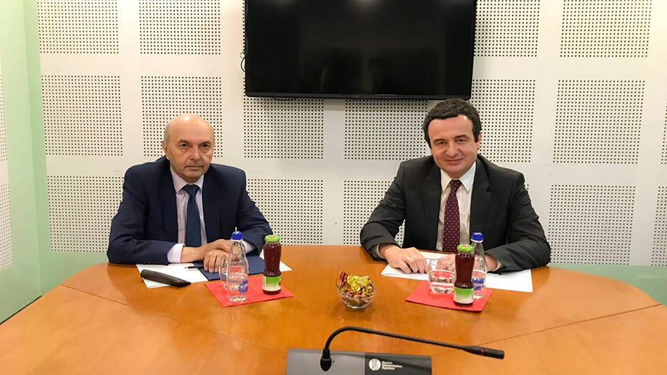 Νέα αποτυχία των νικητών των εκλογών στο Κοσσυφοπεδίου να συμφωνήσουν σε μια νέα κυβέρνηση συνασπισμού