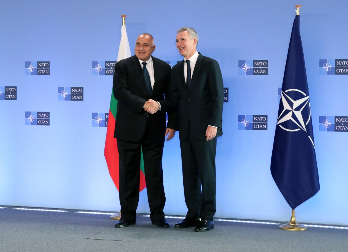 Δημιουργία Συντονιστικού Κέντρου των Ναυτικών Δυνάμεων του ΝΑΤΟ στη Βάρνα πρότεινε ο Borissov