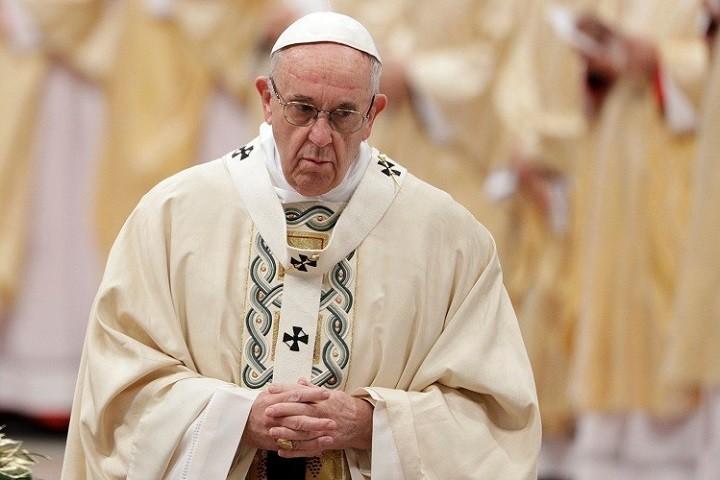 Πάπας Φραγκίσκος: Μήνυμα για το νόμο του Μαυροβουνίου περί θρησκευτικών ελευθεριών