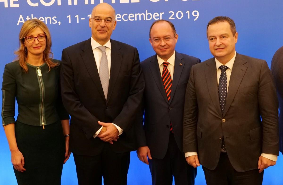 Zaharieva: Η Βουλγαρία υποστηρίζει την εμβάθυνση της εταιρικής σχέσης ΕΕ-ΟΣEΠ