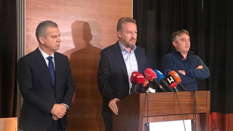 Συμφωνία SDA-SBB BiH-DF για σχηματισμό κυβέρνησης