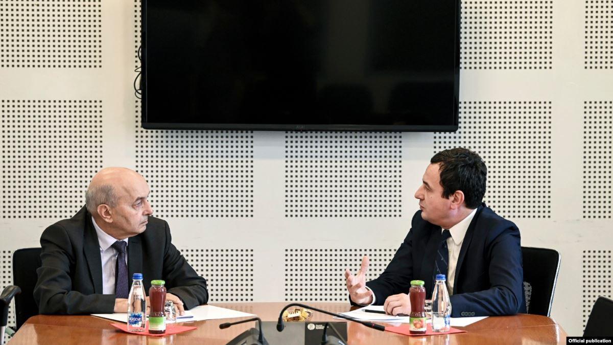 Η θέση του προέδρου εμπόδιο στον σχηματισμό κυβερνητικού συνασπισμού στο Κοσσυφοπέδιο