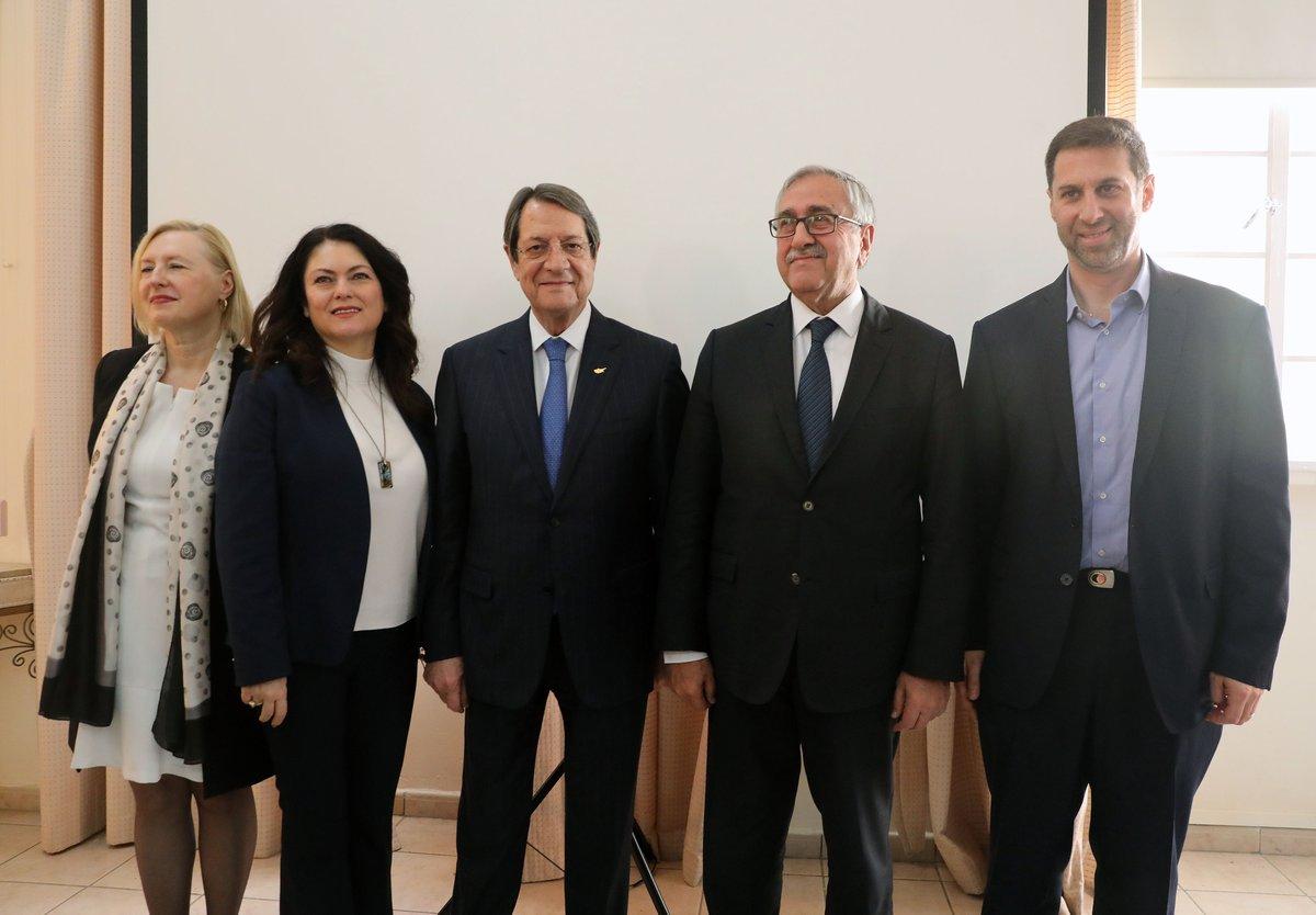 Αναστασιάδης: Προς τη σωστή κατεύθυνση οι δικοινοτικές εκδηλώσεις, αλλά δεν αρκούν για λύση του Κυπριακού