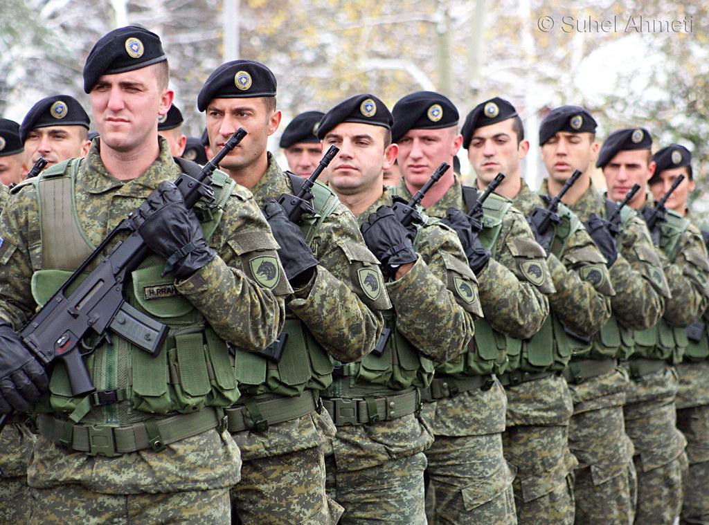 Οι Δυνάμεις Ασφαλείας του Κοσσυφοπεδίου το πιο αξιόπιστο ίδρυμα στη χώρα