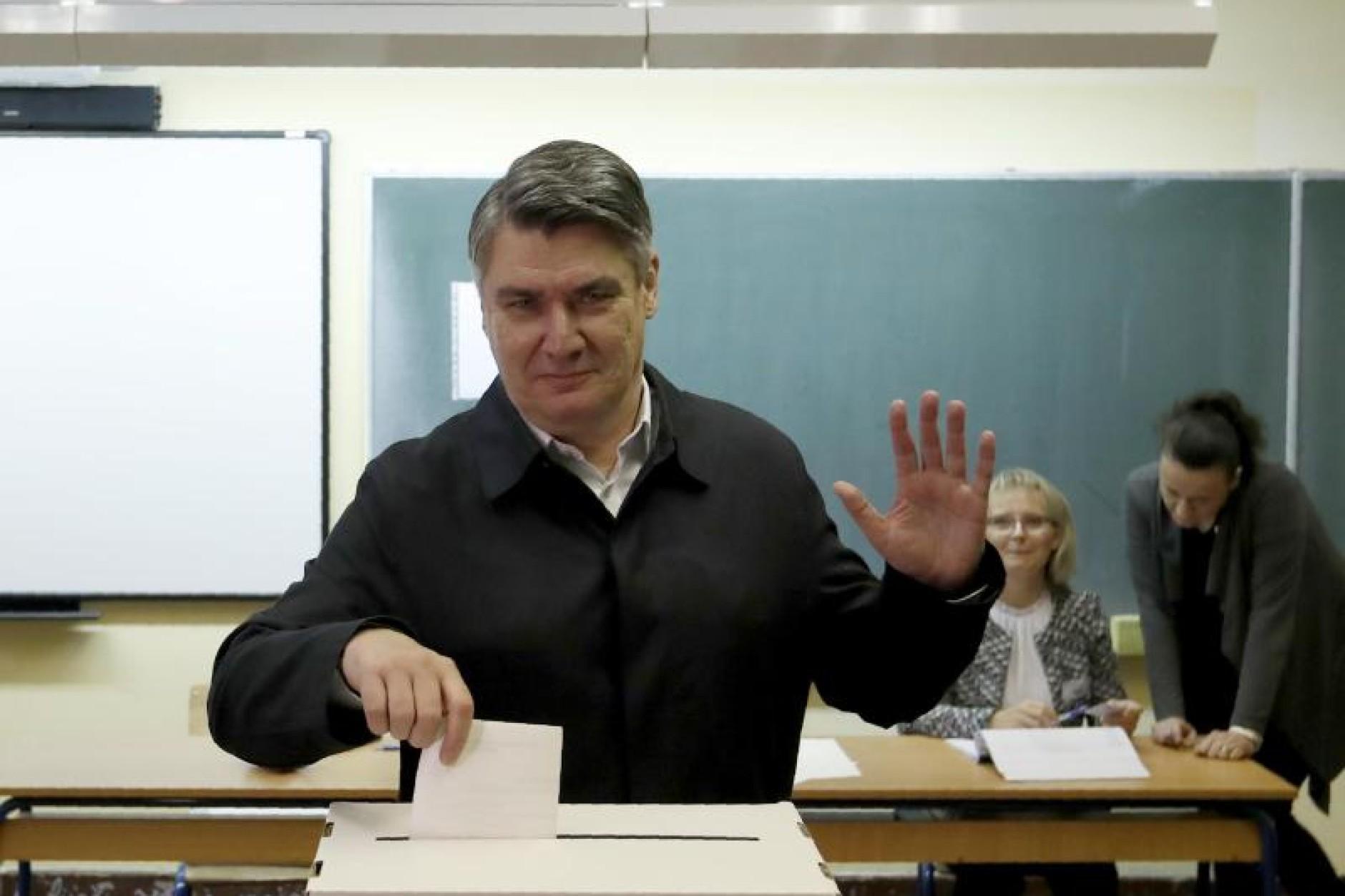 Κροατία: Νικητή τον Milanovic δείχνουν τα πρώτα exit polls