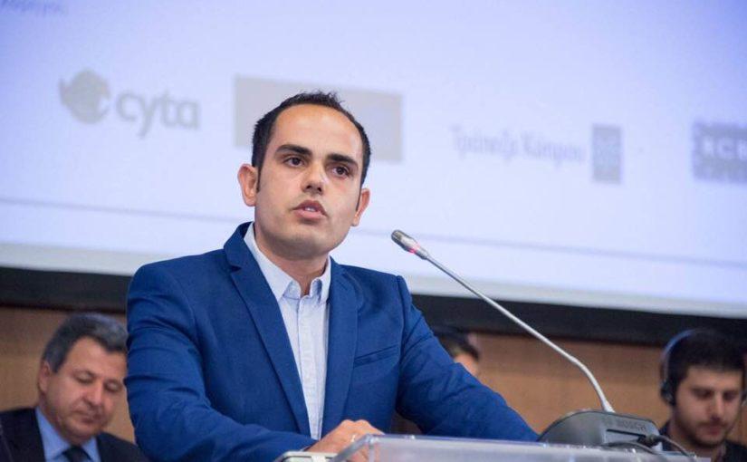 Σεντώνας: Η εμπιστοσύνη στην οικονομία της Κύπρου χτίζεται μέρα με τη μέρα