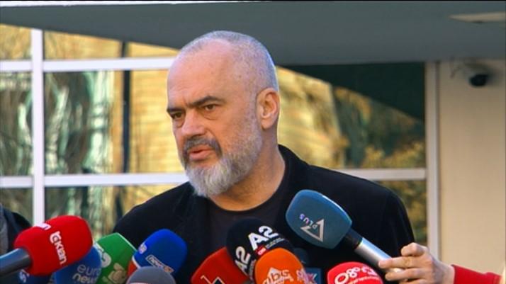 Αλβανία: Ανάγκη η οριστικοποίηση της εκλογικής μεταρρύθμισης δήλωσε ο Rama