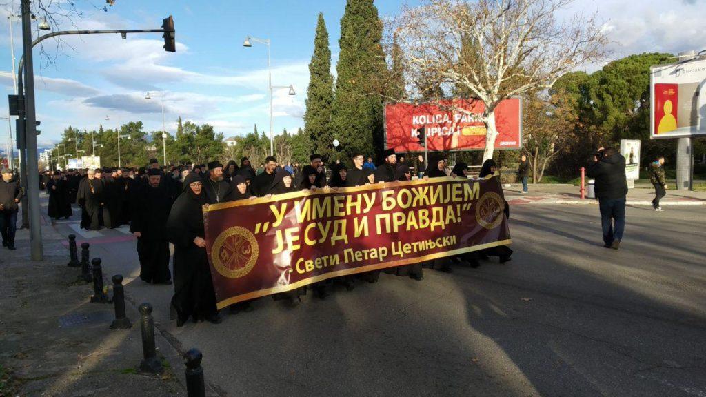 Μαυροβούνιο: Τεταμένο το κλίμα σχετικά με το Νόμο για τη Θρησκευτική Ελευθερία