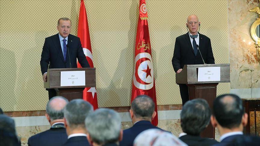 Πρόεδρος Τυνησίας: Οι Συμφωνίες Λιβύης Τουρκίας δεν περιλαμβάνουν την Τυνησία