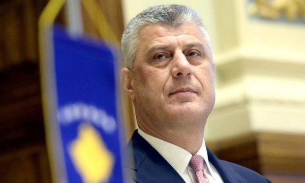Thaci: Δεν μπορεί να υπάρξει εναλλακτική ή προσωρινή λύση για τα Δυτικά Βαλκάνια από την ΕΕ