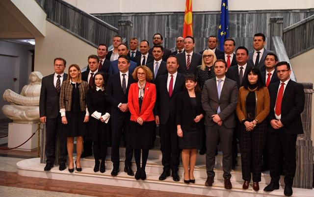 Βόρεια Μακεδονία: Εγκρίθηκε η μεταβατική κυβέρνηση του Spasovski