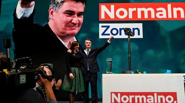 Κροατία: Ο Zoran Milanovic νέος Πρόεδρος