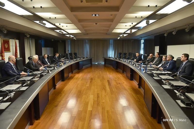 Μαυροβούνιο: Το Συμβούλιο Εθνικής Ασφάλειας ενημερώνει για τις διαδηλώσεις για το νόμο περί θρησκευτικής ελευθερίας