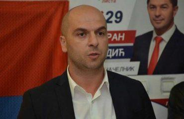 Πυρπολήθηκε το αυτοκίνητο Σέρβου πολιτικού του Κοσσυφοπεδίου