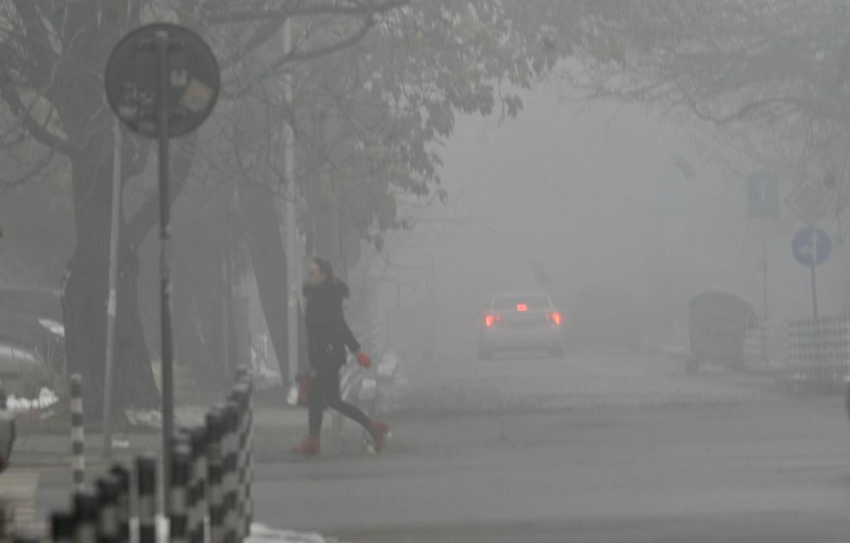 Βουλγαρία: Σε υψηλά επίπεδα η ατμοσφαιρική μόλυνση στη Σόφια