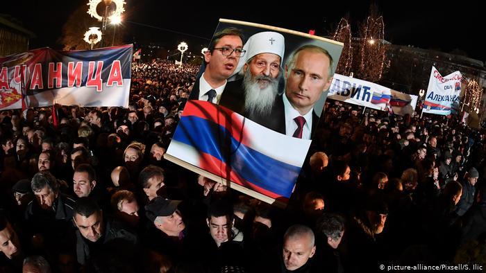 Το Κοσσυφοπέδιο φοβάται τη ρωσική επιρροή