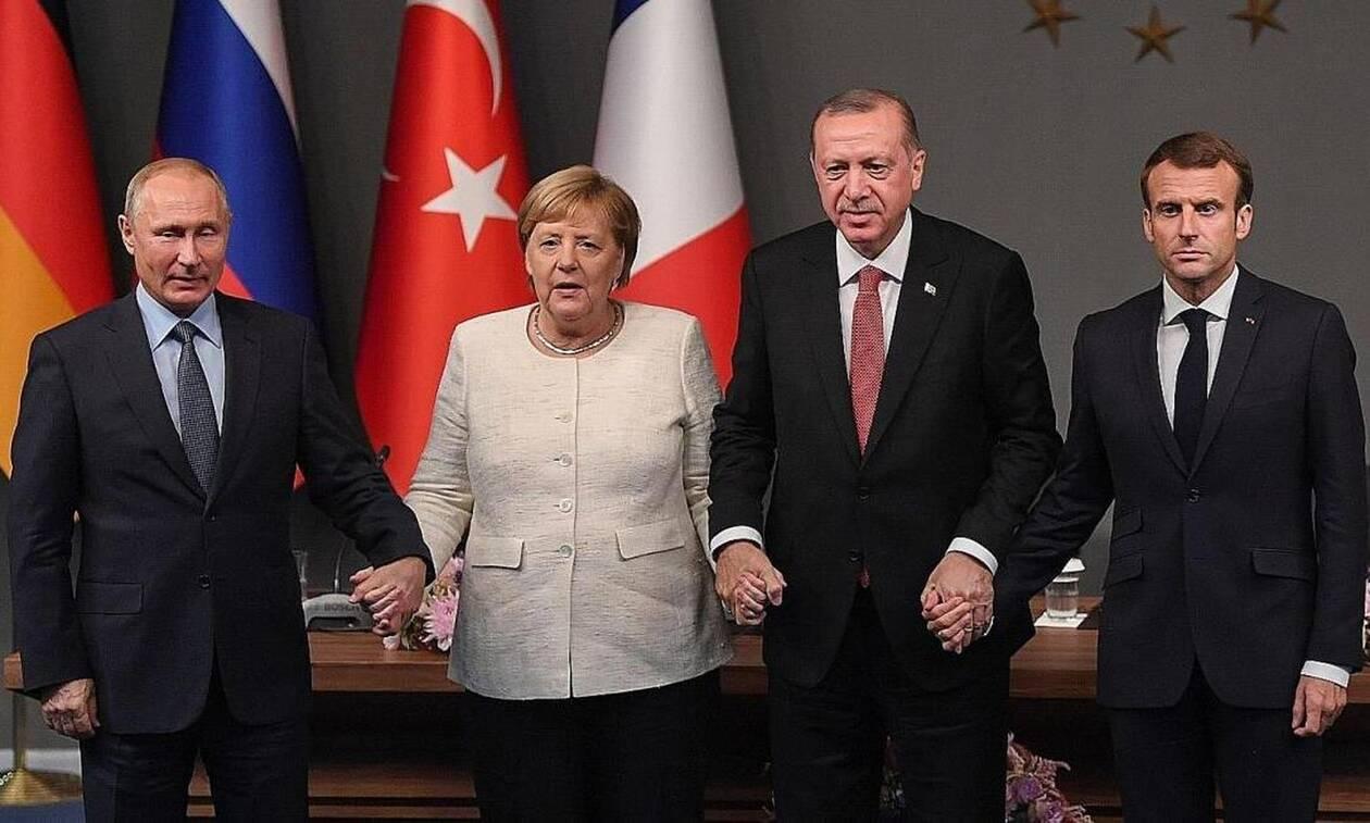 ΣΥΡΙΖΑ: Βαριά ευθύνη της κυβέρνησης η απουσία από την Διάσκεψη του Βερολίνου