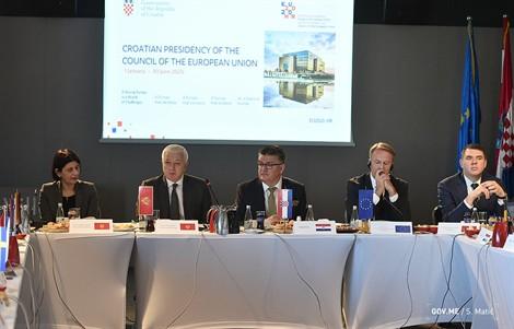 Marković: Το Μαυροβούνιο αναμένει την έναρξη του Kεφαλαίου 8
