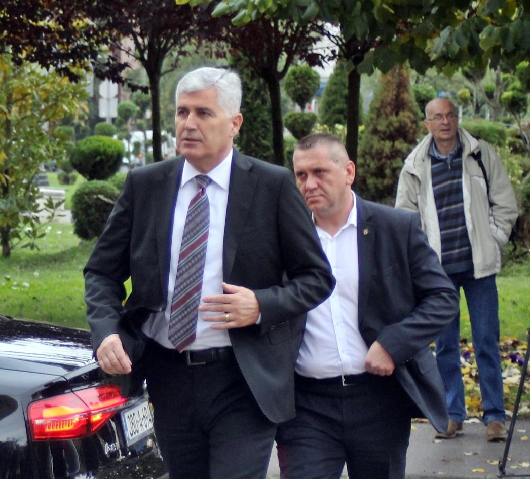 Ο Čović αναμένει συνέχιση των σχέσεων της Κροατίας με τη Β-Ε