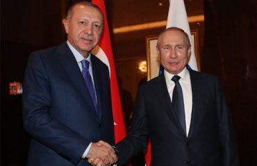 Erdogan: Ο Haftar είναι υπέρ της στρατιωτικής λύσης- Putin: Δεν χάνουμε την ελπίδα μας