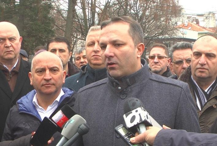 Spasovski: Όλες οι πολιτικές οντότητες πρέπει να εκπληρώσουν το καθήκον τους για το νέο νόμο για την Εισαγγελία