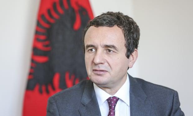 Το Vetevendosje ορίζει τον Albin Kurti για Πρωθυπουργό του Κοσσυφοπεδίου