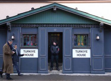 Η Τουρκία προωθεί την παρουσία της στο Νταβός