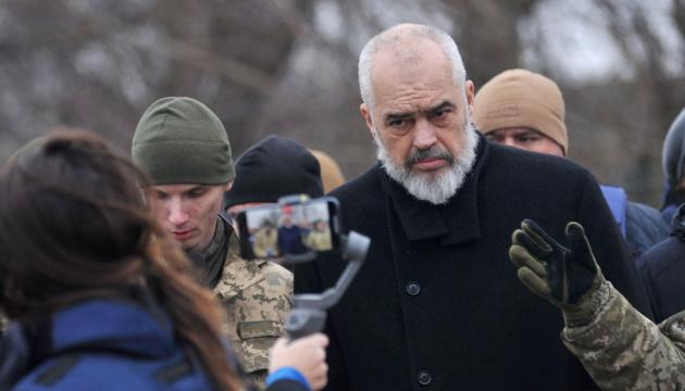 Rama: Ύψιστη προτεραιότητα για την Αλβανική Προεδρία του ΟΑΣΕ το Ουκρανικό