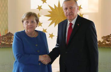 Τουρκία: Τηλεδιάσκεψη Erdogan-Merkel για τις εξελίξεις σε Ναγκόρνο Καραμπάχ, Λιβύη και Ανατολική Μεσόγειο