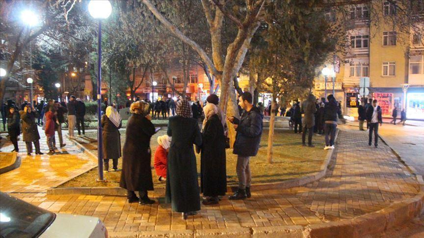 Ισχυρός σεισμός 6,8 χτύπησε την ανατολική Τουρκία- 14 νεκροί