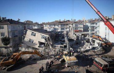 Τουρκία: 41 οι νεκροί- Μέτρα για τους σεισμοπαθείς ανακοίνωσε η κυβέρνηση