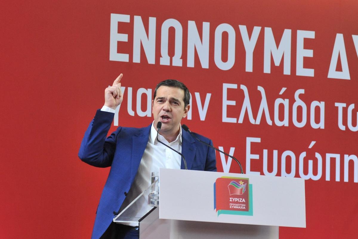 Χείρα φιλίας Τσίπρα στο ΚΙΝΑΛ μπροστά σε πιθανό εκλογικό αιφνιδιασμό