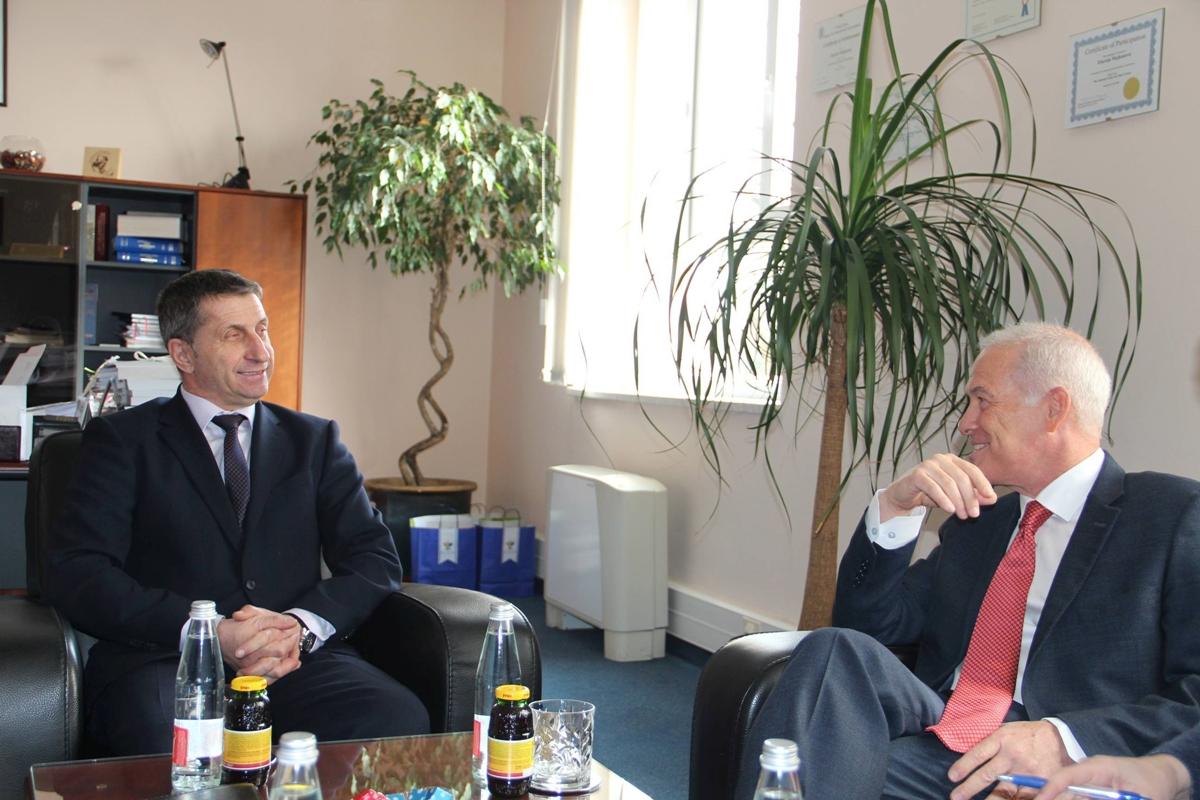 Β-Ε: Το 2020 πρέπει να φέρει απτά αποτελέσματα, λέει ο περιφερειακός επόπτης της Brčko