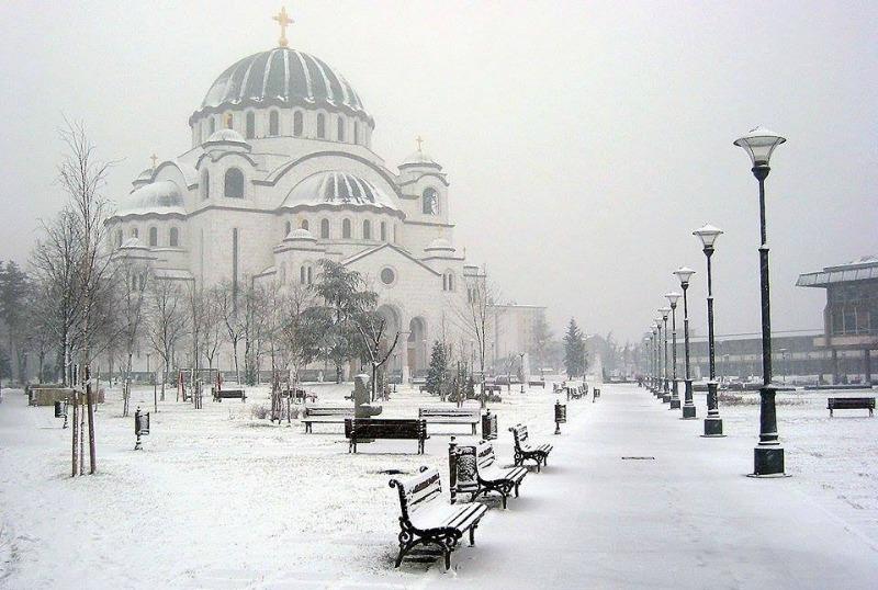 Σερβία: Ραγδαία επιδείνωση του καιρού από την Τρίτη