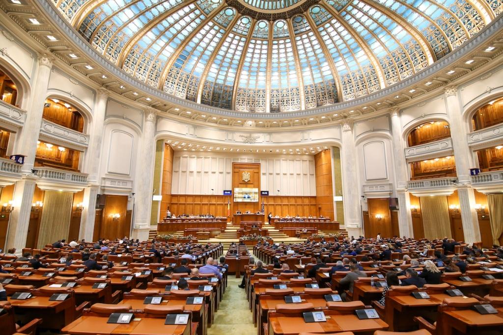 Ρουμανία: Πραγματοποιήθηκε η πρώτη σύγκλιση του Κοινοβουλίου