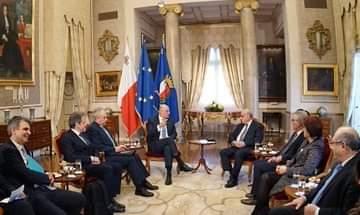 Με Bartolo και Vella συναντήθηκε στη Μάλτα ο Δένδιας