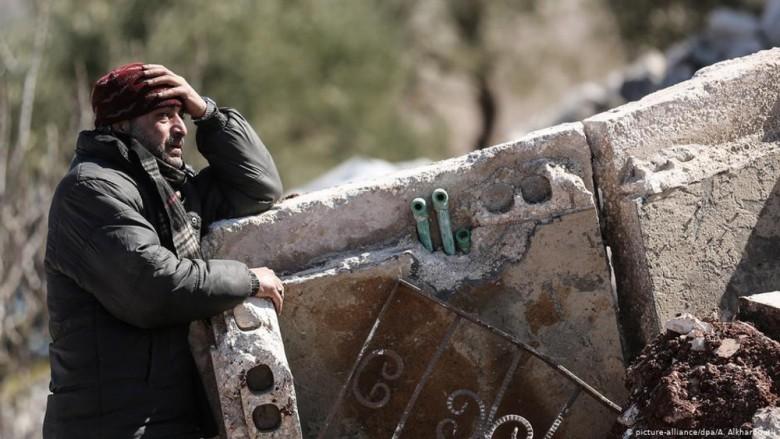 Η στρατηγική της Τουρκίας στην Αν. Μεσόγειο από τη Λιβύη στην Ιντλίμπ
