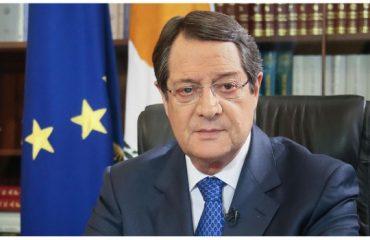 Κύπρος: Έκκληση Αναστασιάδη για συνδρομή των Κυπρίων στο Λίβανο