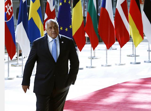 Βουλγαρία: Επικοινωνία Borissov Erdogan για το μεταναστευτικό