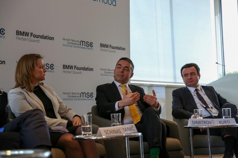 Dimitrov: Η αξιοπιστία και ο ηγετικός ρόλος της Ευρώπης περνά από τα Δυτικά Βαλκάνια