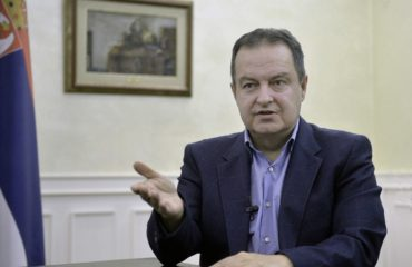 Dačić: Οι πολιτικοί πρέπει να απαντήσουν στις ερωτήσεις σχετικά με την περιουσία τους