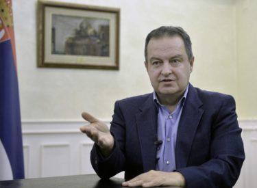 Συνέντευξη/IBNA -Dacic: Η ενδυνάμωση της συνεργασίας με την Ελλάδα έχει στρατηγικό χαρακτήρα
