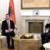 Κοσσυφοπέδιο: Την πλήρη εταιρική σχέση Αλβανίας Κοσσυφοπεδίου επιβεβαίωσαν Thaci-Cakaj
