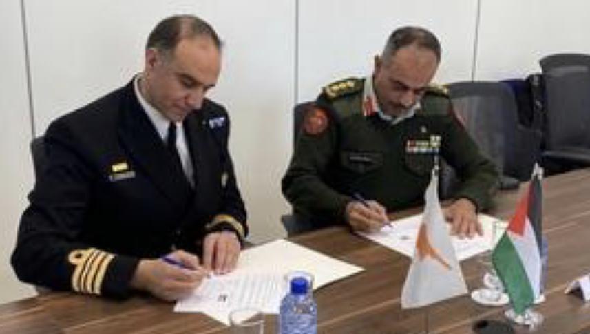 Κύπρος: Υπεγράφη το Πρόγραμμα Διμερούς Συνεργασίας των ΥΠ.ΑΜ Κύπρου-Ιορδανίας