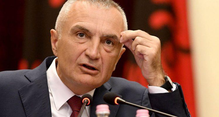 Αλβανία: Η εξεταστική επιτροπή εγκρίνει την έκθεση σχετικά με την αποπομπή του προέδρου Meta